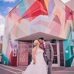 Oh how I #love an #artsy shot in the D! Photo by Joe  Gall Photography #detroitwedding #mocad #yourethebride #art #hip #artworks #scenery #color #weddingplanners #detroit #groom #bride #weddingday #weddingtime #photography #instagram #instagood #artlovers #unique