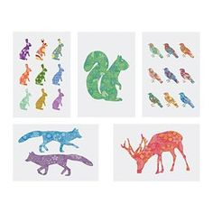 Science - Nature - Animals Frames & pictures - Wall frames & Photo frames - IKEA