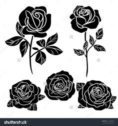 Find rose sketch stock images in HD and millions of other royalty-free stock photos, illustrations and vectors in the Shutterstock collection. Stencil Patterns, Stencil Designs, Rosa Stencil, Easy Scarf Knitting Patterns, Dragonfly Drawing, Nagel Stamping, Horse Flowers, Rose Sketch, Outline Images