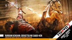Rurouni Kenshin: Densetsu no Saigo-hen - Dois novos trailers do terceiro live action