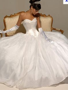 Want this Wedding Dress
