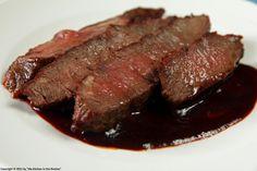 Wine Sauce For Steak, Steak Sauce Recipes, Best Beef Recipes, Spicy Recipes, Cooking Recipes, Favorite Recipes, Yummy Recipes, Dinner Recipes, Rub Recipes
