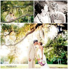 Charleston Wedding Photography - Gorgeous Outdoor Photos - Mount Pleasant, SC - Valerie & Co. Photographers, www.valerieandco.com Mount Pleasant, Outdoor Photos, Charleston, Photographers, Reception, Wedding Inspiration, Wedding Photography, Inspired, Couple Photos