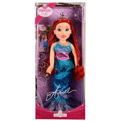 Inspired by Savannah: Make That Special Princess in Your Life Smile with a Disney Princess and Me Doll (Review)