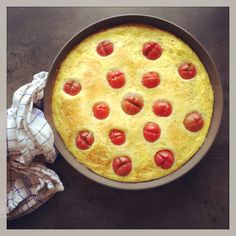 Lykkes Lækkerier: Søgeresultater for Tomat-frittata - 2 prs: