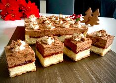 Krispie Treats, Rice Krispies, Mousse, Tiramisu, Blog, Cheesecake, Food And Drink, Cookies, Baking
