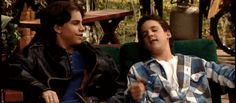 """Ben Savage And Danielle Fishel Officially Sign On To """"Girl Meets World"""" (sequel series)"""