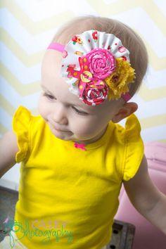 Bebé niña diademas  bebé niña  pelo arco  por LittlePearlBoutique, $14.00
