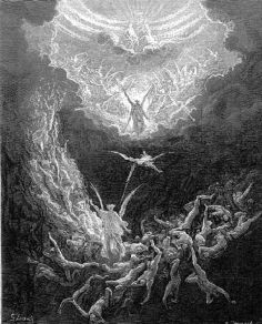 """The Last Judgement"" (1897) -- Gustave Dore"