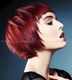 bob+hairstyles,+bob+haircut,+short+hairstyles+-+short+red+bob+hairstyle