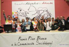 Premios Pilar Blanco a la Comunicación Sociolaboral, 2014