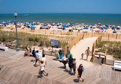 Hey girl, here's what Washingtonian has to say about Rehoboth Beach.