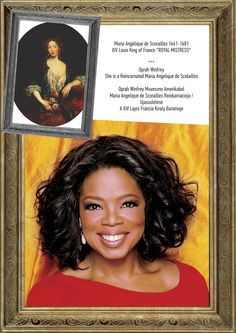Oprah past life