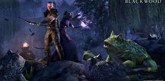 Media - The Elder Scrolls Online The Zone, Between Two Worlds, Elder Scrolls Online, Second World, The Expanse, Mystery, Age, Articles, Writing