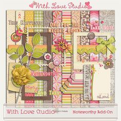 """With Love Studio - A blog written """"With Love"""""""