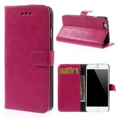 iPhone 6 hot pink puhelinlompakko Apple Iphone 6, Hot Pink, Wallet, Pink, Handmade Purses, Purses, Diy Wallet