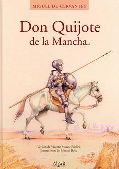 Desafio: ler Dom Quixote em espanhol. Leio livros em espanhol mas ler um texto tão antigo assim é um desafio enorme. Mas se tem uma coisa que aprendi é que tudo que é traduzido perde um pouco, ou muito (como Cortázar), de sua graça. Dom Quixote é um livro muito legal de se ler, apesar da linguagem antiga.