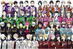 kinbari14: The sports anime that will ruin fangirls of winter 2016