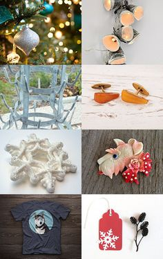 Must Have...Christmas Gifts...06/12 by KrissArtCreation on Etsy--Pinned with TreasuryPin.com