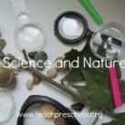 Science and Nature on Teach Preschool