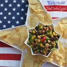 Texas Caviar www.fooddonelight.com #texascaviar #beandip #blackeyedpeadip #healthydip