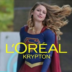 #Supergirl un #fanart de @Dancomosh