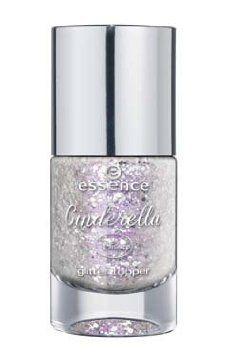 Essence Cinderella Glitter Topper 01 The Glass Slipper