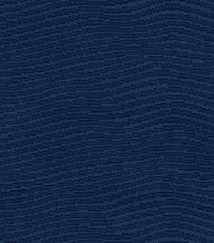 Waverly Upholstery Fabric-Waving About Navy