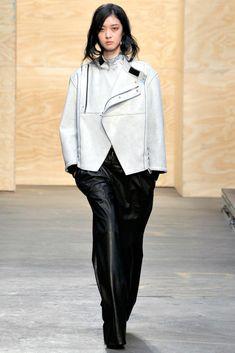 Proenza Schouler Fall 2012 Ready-to-Wear Fashion Show - So Young Kang