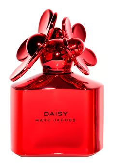 Daisy Shine Red Marc Jacobs perfume - a new fragrance for women 2016