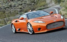 Spyker C8 Aileron  /// MOST WANTED.