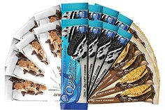 Quest Nutrition Protein Bar Variety Pack, Including S'mores, Cookies & Cream & Chocolate Chip Cookie Dough, Pack of 24 … Quest Nutrition, Nutrition Bars, Best Prenatal Vitamins, Diabetic Drinks, Smores Cookies, Best Weight Loss Supplement, Supplements For Women, Weight Loss Snacks, Chocolate Chip Cookie Dough