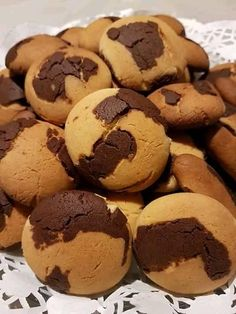 Easy Cookie Recipes, Dessert Recipes, Desserts, Food Gallery, Breakfast Snacks, Greek Recipes, Confectionery, Cookie Bars, Easy Meals
