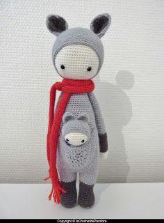 le Crochet de Pandore: Kira le kangourou