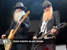ZZ Top  view the photo slide show!