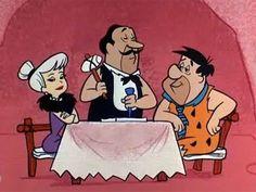 The Flintstones - The Entertainer Today Cartoon, Time Cartoon, Cartoon Tv Shows, Good Cartoons, Old School Cartoons, Famous Cartoons, Classic Cartoon Characters, Classic Cartoons, Fred And Wilma Flintstone
