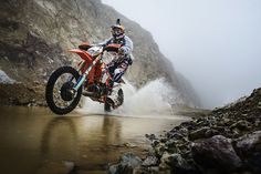 Get ready for the 20th edition of this Hard Enduro classic featuring the Red Bull Hare Scramble.