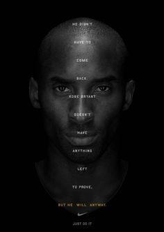 Kobe Bryant 'Comeback' Nike Commercial (VIDEO)