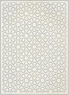 pattern islamic geometric arabic stars (236×322)