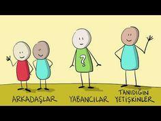 """Çocuk İstismarı Hakkında """"Türkçe Dublajlı Versiyon"""" (Kısa Animasyon Film) - YouTube"""