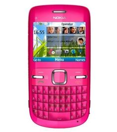 USPS! NOKIA C3-00 T-Mobile QWERTY Mobile Cell Phone MP3 - Pink in Cell Phones & Accessories, Cell Phones & Smartphones | eBay #T-MobilePhones