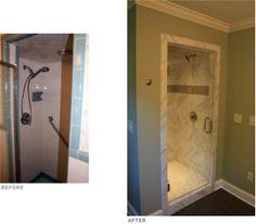 Bath Shower & Floor - Renovation