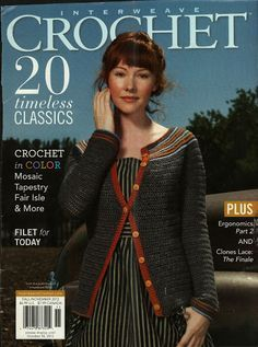 Interweave Crochet Fall 2012 - Jimali McKinnon - Picasa Web Albums