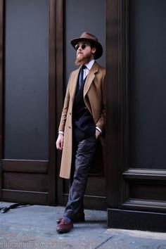The Rabbi Tailor, London Men's Street Style