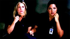 Pin for Later: 27 Reasons Callie and Arizona Simply Cannot Be Over They support each other, even when it's hard.