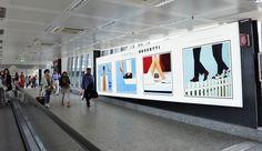 Aeroporti - Fratelli Rossetti- Milano Malpensa #IGPDecaux #Fratelli Rossetti #Milano #Malpensa