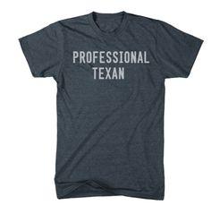 Professional Texan - Dusty Diamonds Boutique