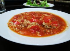 Stuffed Pepper Soup - If you love stuffed peppers, you will love this soup!