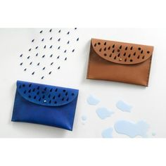Safia Stodel's Ilundi genuine leather accessories embody simplicity and style. Basic Shapes, Simple Shapes, South African Design, Back To Basics, Dancing In The Rain, Creative Industries, Leather Accessories, Card Case, Design Trends