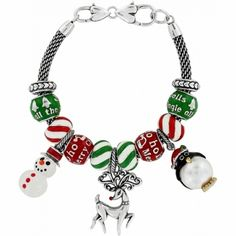 Holiday Candyland available at #BrightonCollectibles. Charms ONLY